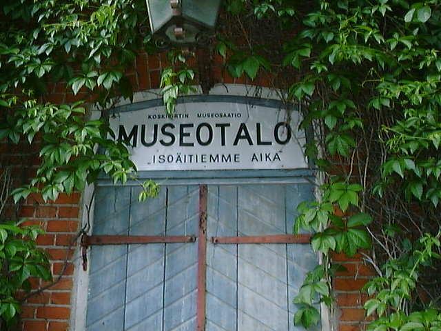 Koskipirtti and Museotalo