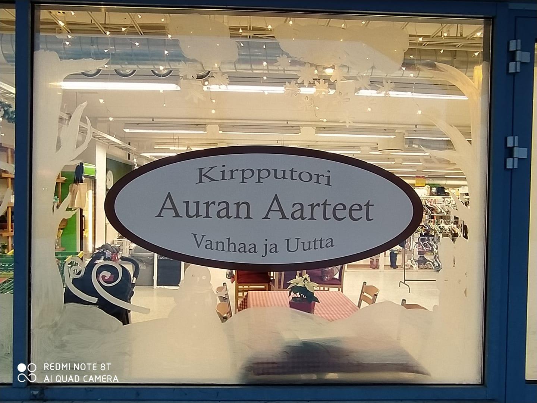 Auran Aarteet - Flea Market