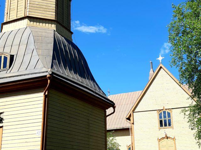 Auras kyrka