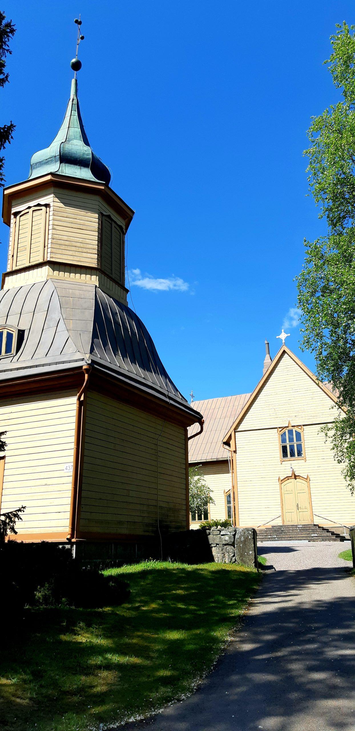 Aura's Church