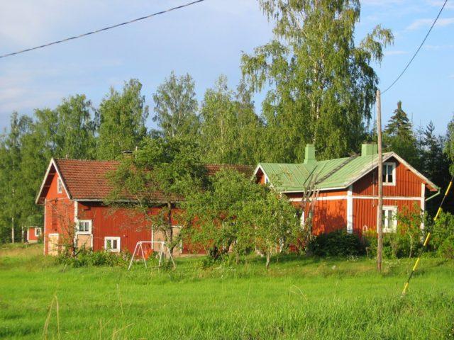 Café Kylä och butik för ekologiska produkter