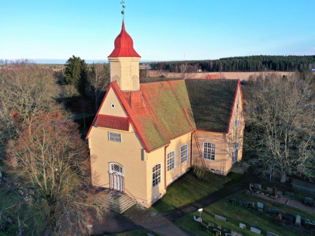 Pöytyä church
